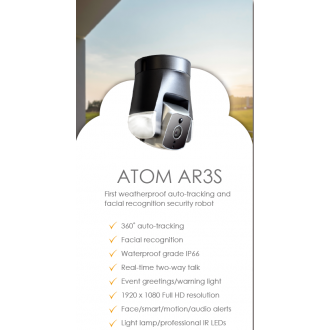 Amaryllo ATOM AR3S Security Camera