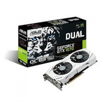 ASUS GeForce DUAL GTX 1070 8GB (DUAL-GTX-1070-08G)
