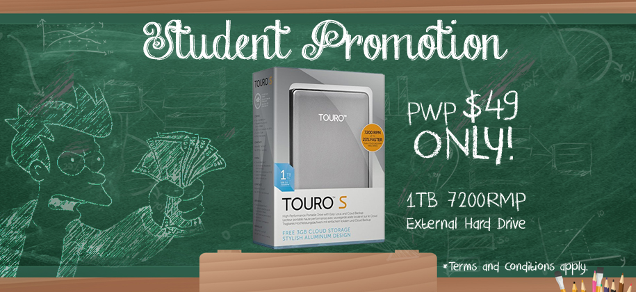 Student Promotion Brunei